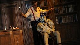 Miroslav Etzler zešílel a několik dní v měsíci tráví v blázinci jako samozvaný mstitel.