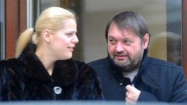 Ornella Štiková a Josef Kokta