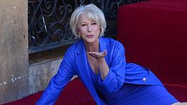 Helen Mirren má svou hvězdu na Chodníku slávy v Los Angeles.