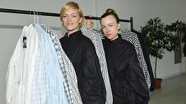 Ester Geislerová a Josefina Bakošová představily košilky pro denní snílky s názvem To a jen sen.