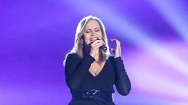 Monika Absolonová je především pyšnou maminkou. Občas si ale ráda zazpívá.