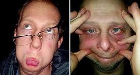 Poznáte, kteří dva známí fešáci vypadají jak po záchvatu šílenství?
