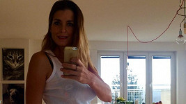 Eva Jasanovská bude dvojnásobnou maminkou.