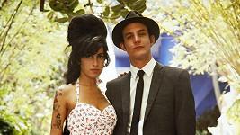 Amy a její manžel Blake.