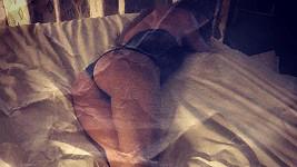 Nejnovější eroticky podbarvenou momentku z postele sdílela Heidi na sociální síti jen před pár dny.