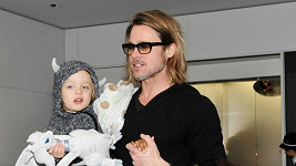 Brad Pitt by pro své děti udělal téměř cokoliv.