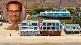 Matthew Perry prodal dům v Malibu.