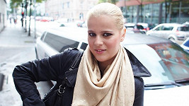 Ornella Štiková v pořadu Limuzína s Mírou Hejdou