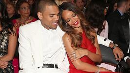 Chris Brown se svou Rihannou.