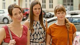 Tereza Kostková, Veronika Khek Kubařová a Jenovéfa Boková