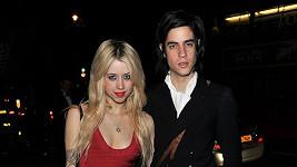 Peaches Geldof s Tomem Cohenem jsou od soboty manželé.