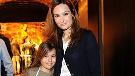 Klára Doležalová s dcerou Natálkou