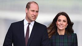 William svou manželku dárkem moc nepotěšil.