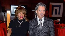 Tina Turner a Erwin Bach konečně posvětili svůj letitý vztah.