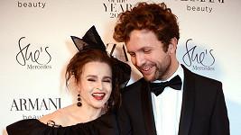 Helena Bonham Carter našla štěstí vedle mladšího partnera.