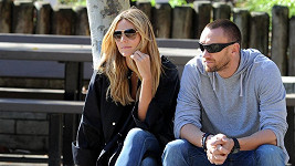 Heidi Klum a Martin Kristen už netvoří pár.
