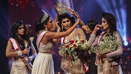 Finále soutěže Mrs. Srí Lanka skončilo skandálem.