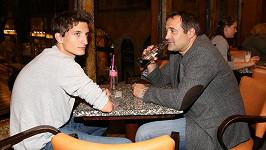 Pavel Zuna se synem