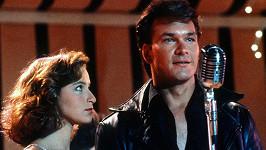 Patrick Swayze ve svém nejslavnějším filmu Hříšný tanec (1987).