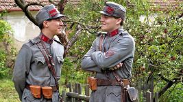 Robert Hájek a Martin Donutil v hlavních rolích připravovaného seriálu Četnické trampoty