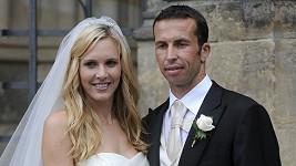 Radek Štěpánek a Nicole Vaidišová se vzali 17. července 2010
