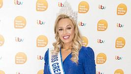 Jen Atkin je novou Miss Velké Británie.