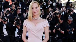 Uma Thurman (47) v Cannes 2017