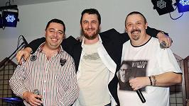 Maxim Turbulenc (Daniel Vali vlevo)