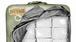 Zavazadlo s pytlíky kokainu je jistě pořádnou provokací pro letištní kontrolory.