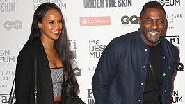 Idris Elba si v Maroku vzal za ženu Sabrinu Dhowre
