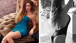 Andrea Verešová je krásná ze všech stran.