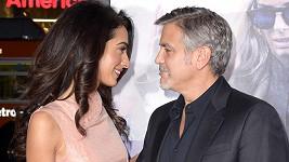 George Clooney a jeho žena Amal se v létě stanou rodiči.