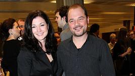 Martina Válková s manželem Martinem Preissem.