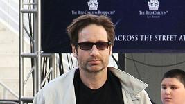 David Duchovny.