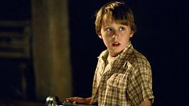 Rory Culkin jako Morgan ve filmu Znamení
