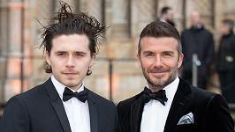 Brooklyn a David Beckhamovi