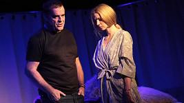 Pavlína Němcová se poprvé představila na divadelních prknech v roli nevěrnice.
