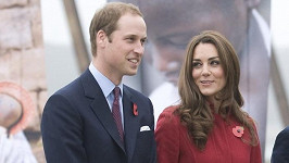 Kate a William prý čekají děťátko.