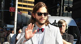 Herec Ashton Kutcher