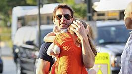 Tom Cruise se se svou dcerou moc často nesetkává.