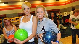 Hana Mašlíková a Kateřina Kristelová dorazily i přes své srdeční trable.
