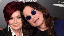 Manželství Ozzyho a Sharon Osbourne je prý v koncích.