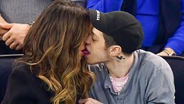 Kate Beckinsale a Pete Davidson nenechali nikoho na pochybách, že tvoří pár.