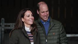 Kate a William jsou svoji 10 let.