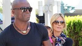 Seal popřel rozvod s Heidi.
