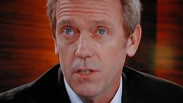 Hugh Laurie alias doktor House.