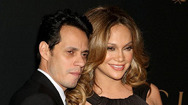 I Jennifer Lopez a Marc Anthony spolu po rozvodu skvěle vycházejí.