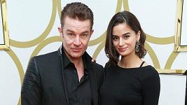 James Marsters s manželkou Patricií Rahman