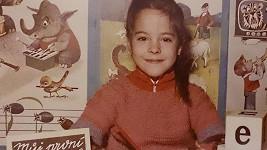 Z téhle cácorky vyrostla oblíbená seriálová herečka.