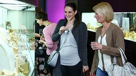 Libuška neprožívala zrovna pohodové těhotenství.